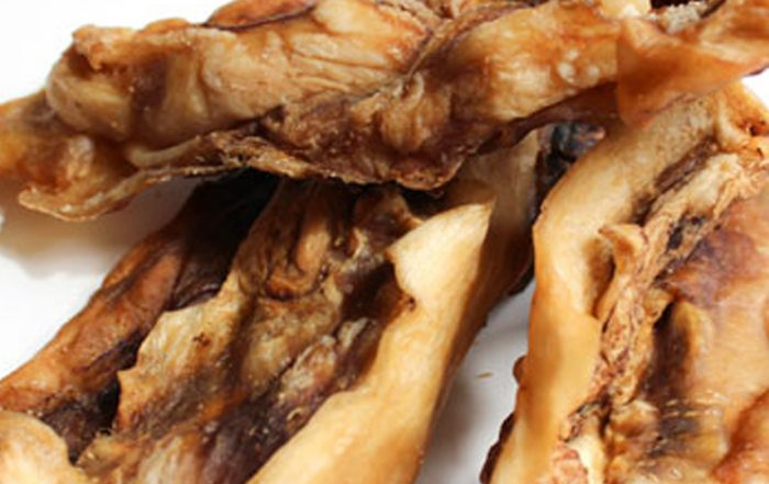 natural dog treats beef scalp