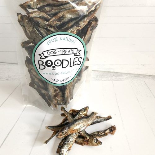 air dried sprats for dogs